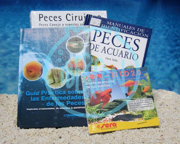 Revistas y libros de peces económicos -
