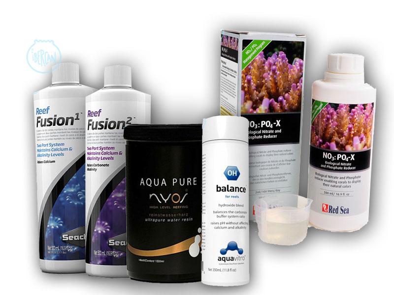 Productos para acuarios marinos económicos -