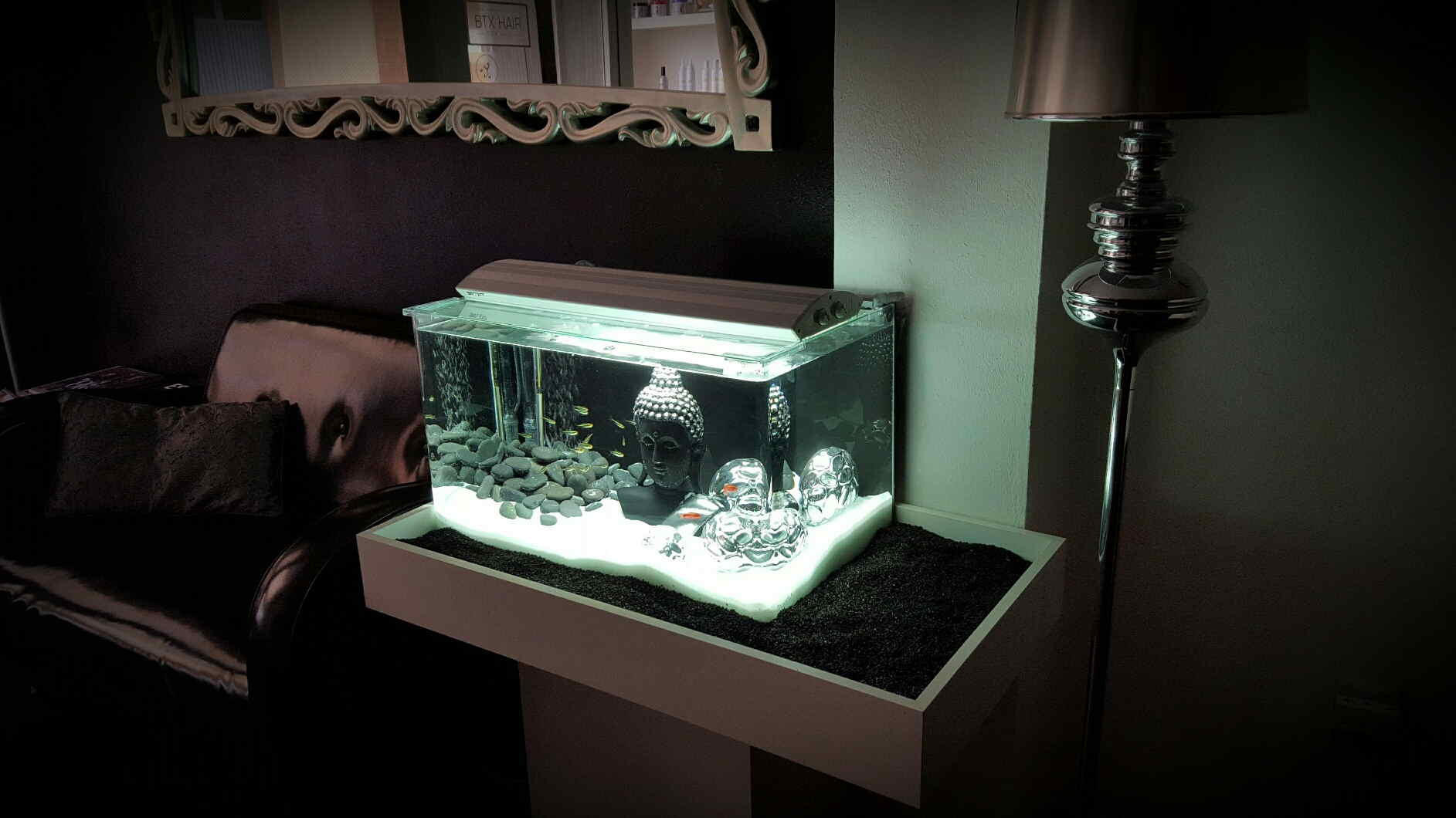 Tienda online de acuarios peces alimentos y accesorios ibercan - Decoracion para acuarios ...