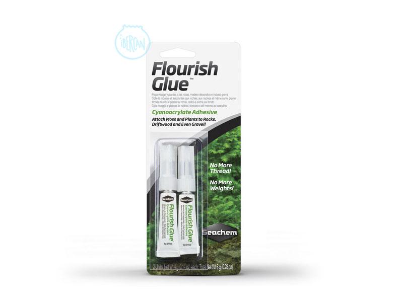 Seachem Florish Glue 2x4 gramos