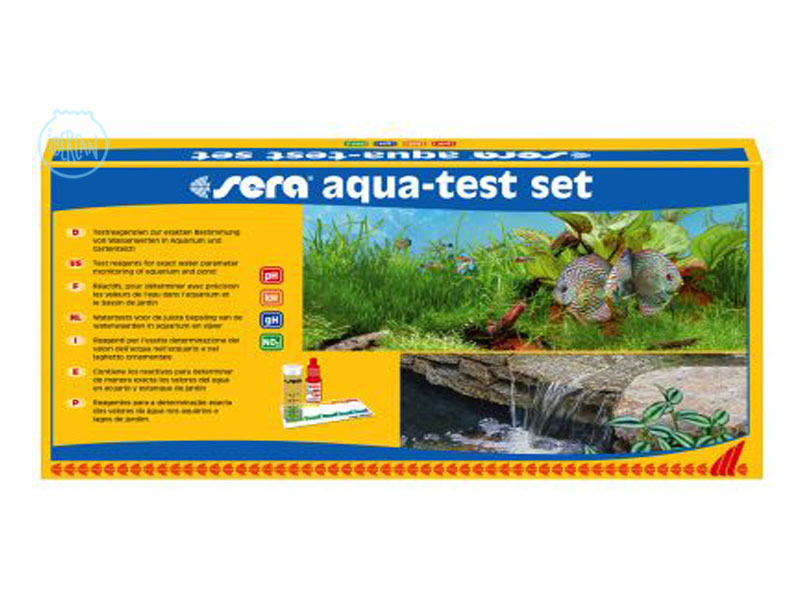 Sera Aqua-test Set para acuarios