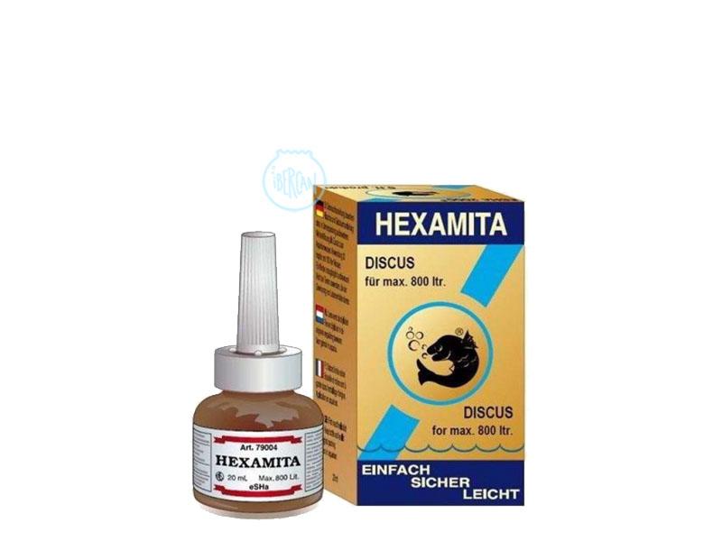 ESHA Hexamita contra la enfermedad del aguero en la cabeza