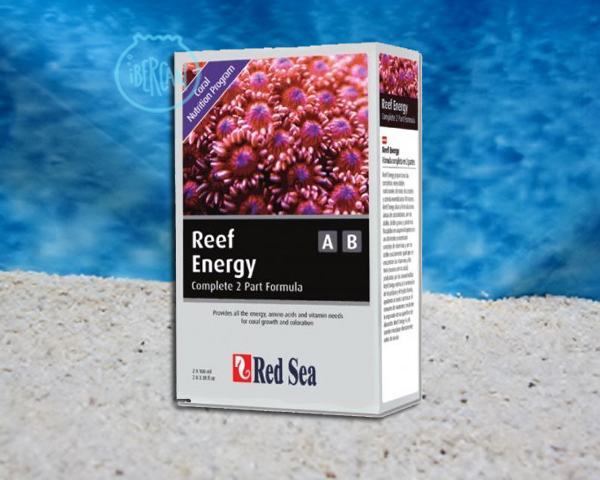 red sea reef energy instructions