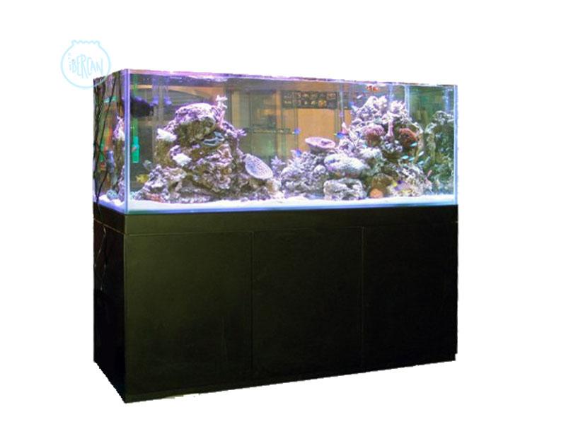 Set Gran Cubic 9250 de 230 litros  + mesa + sump + rebosadreos