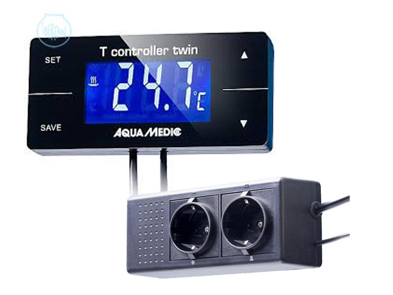 T Controller Twin Aqua Medic controlador temperatura acuario