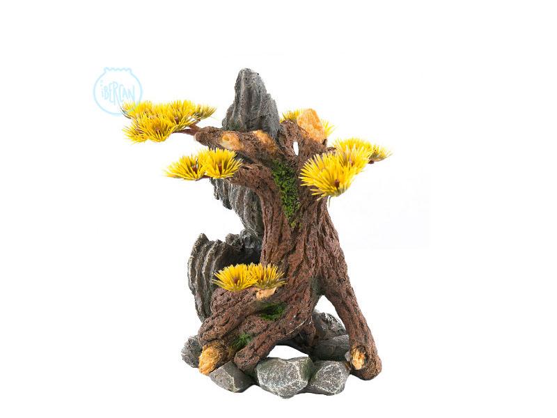 Árbol bonsai Koshi para acuarios
