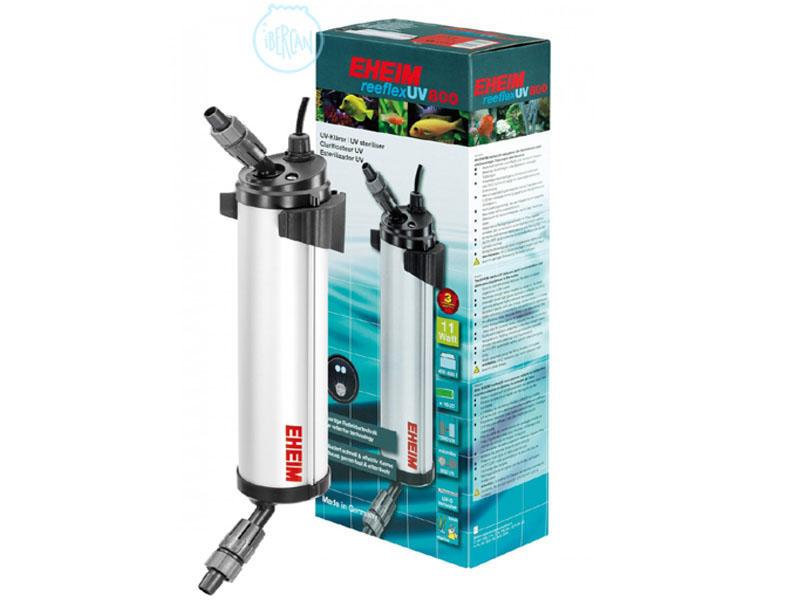 EHEIM reeflex UV 800 para acuarios