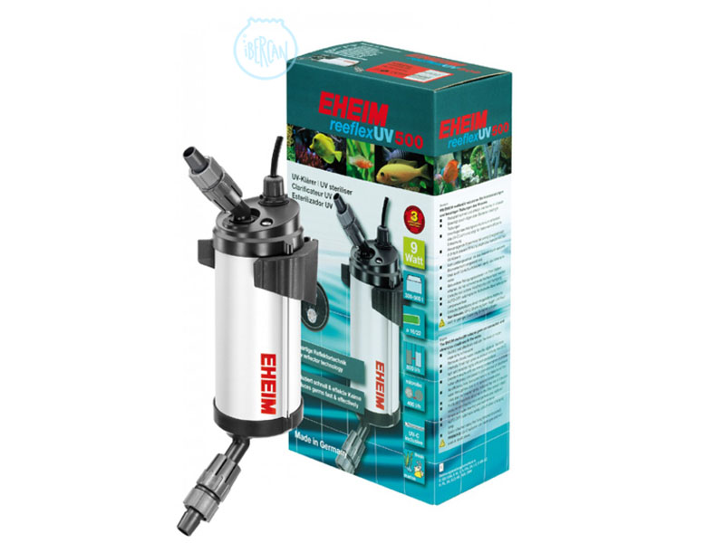 EHEIM reeflex UV 500 para acuarios