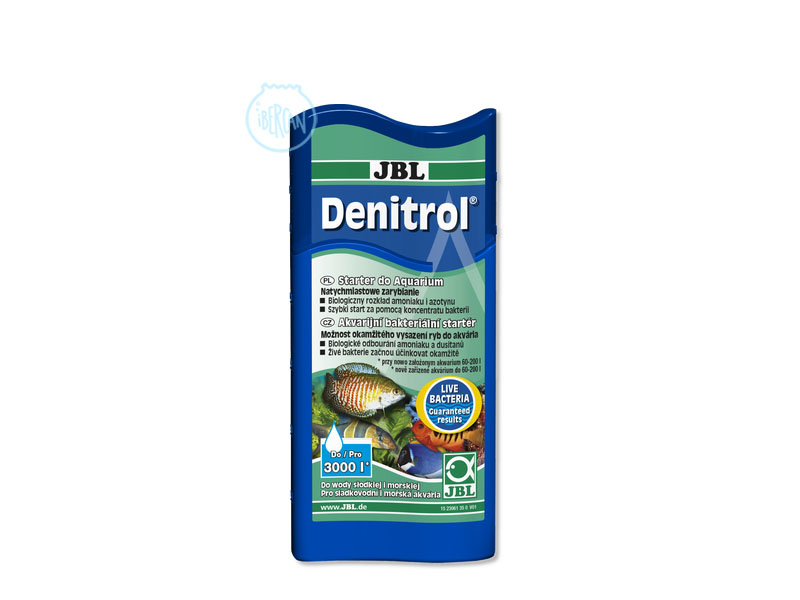 JBL Denitrol 100ml para 3.000 litros