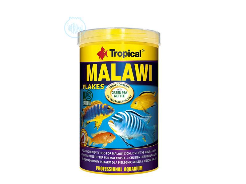 Aliemento peces lago Malawi Tropical Malawi