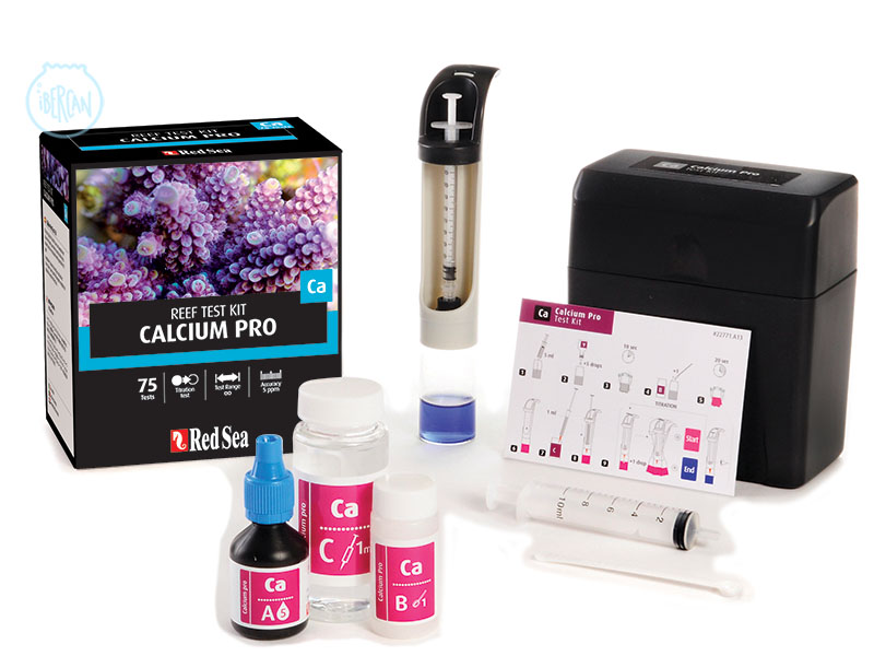 Calcium Pro Test kit de Red Sea