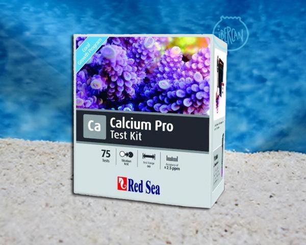 Calcium Pro Test kit de Red Sea