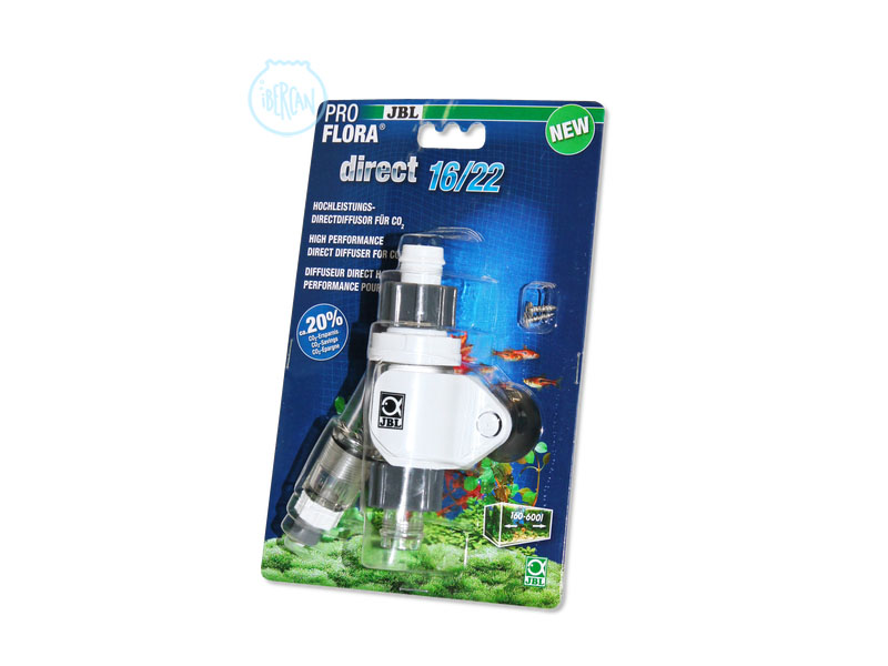 JBL Pro Flora Direct CO2 atomizador