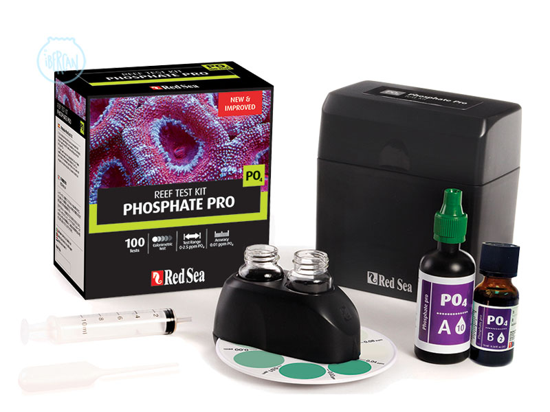 Phosphate Pro Test kit de Red Sea