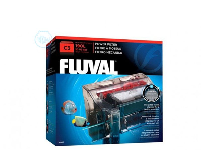 Filtro de mochila para acuarios Fluval C3