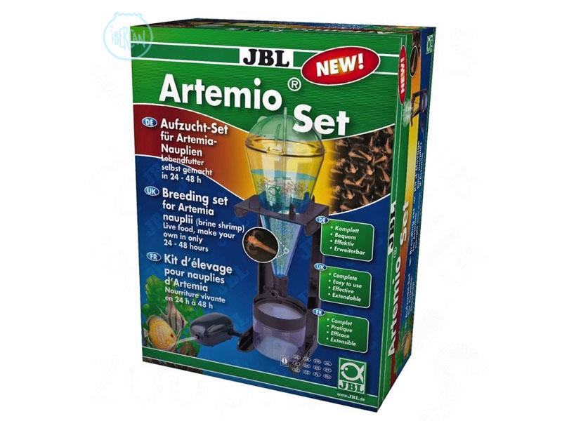 Sistema cria de artemia Artemio Set JBL