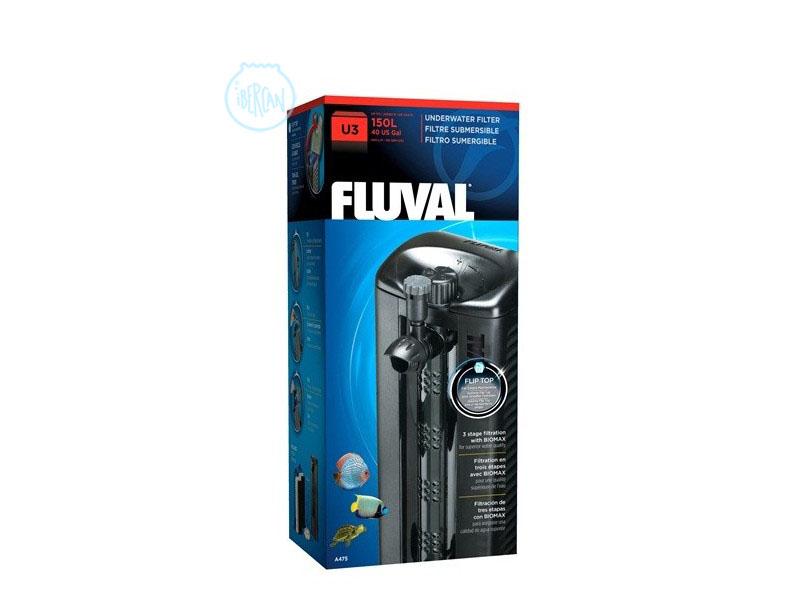 Filtro interno para acuarios Fluval U3