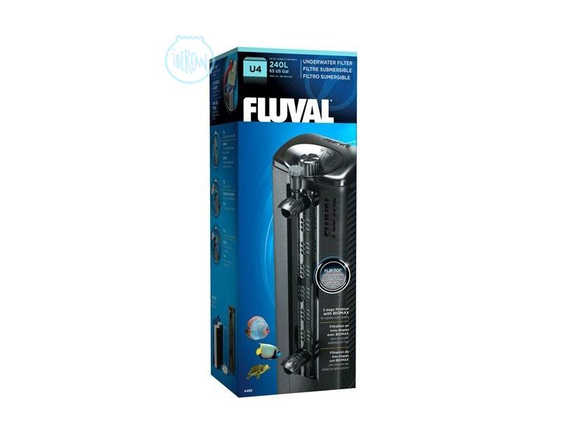 Filtro interno para acuarios Fluval U4