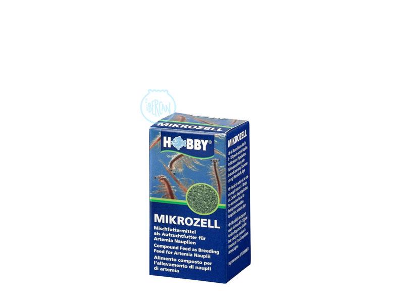 Alimento para la cria de artemia Mikrozell 20ml Hobby