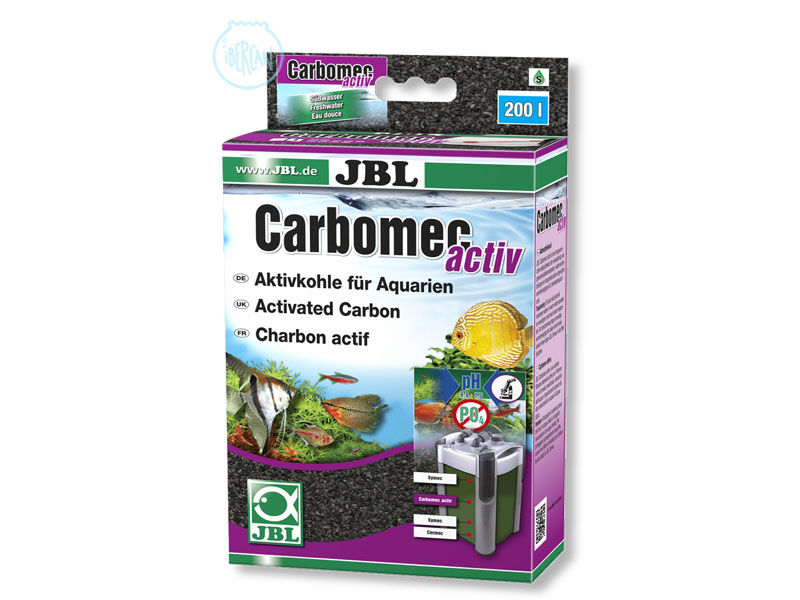 Carbón filtros JBL Carbomec Activ