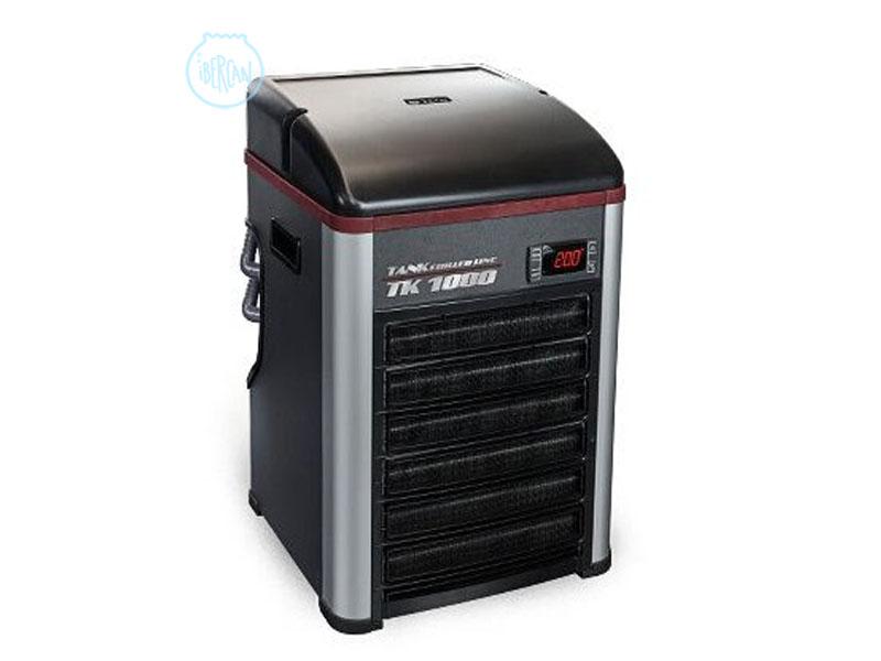 El Teko TK 1000 es un climatizador para hasta 1.000 litros de acuario.