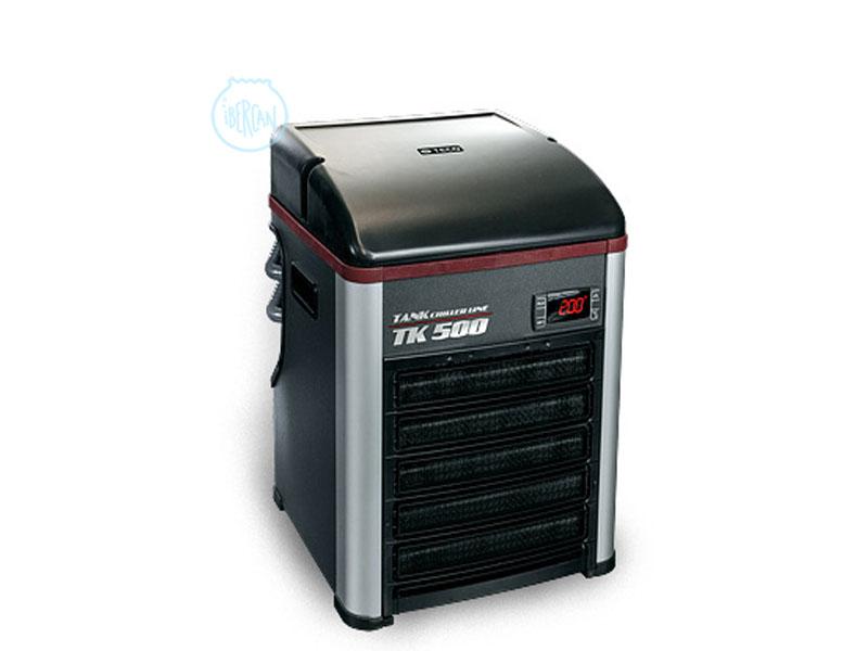 El Teko TK 500 es un climatizador para hasta 500 litros de acuario.
