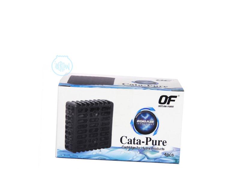 Hydra Cata-Pure es un cartucho catalizador de recambio para los filtros Hydra