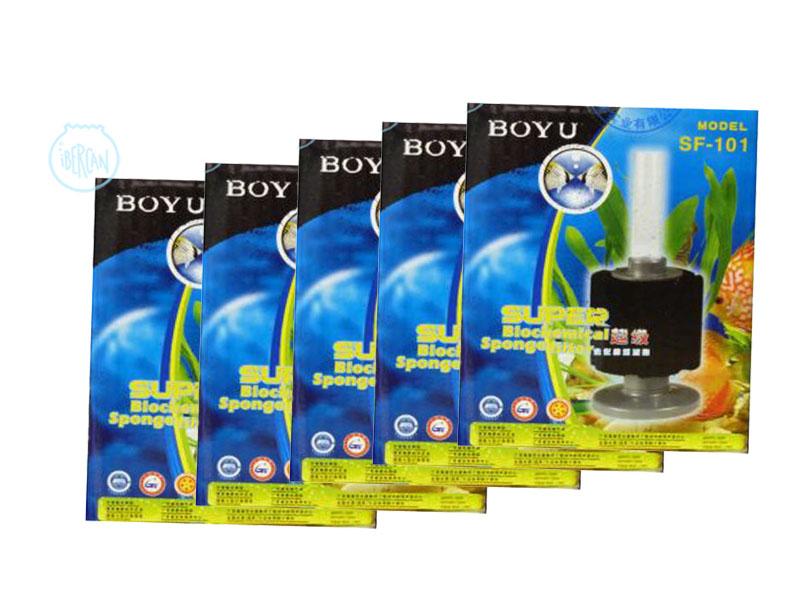 Filtro esponja Boyu sf-101 x5