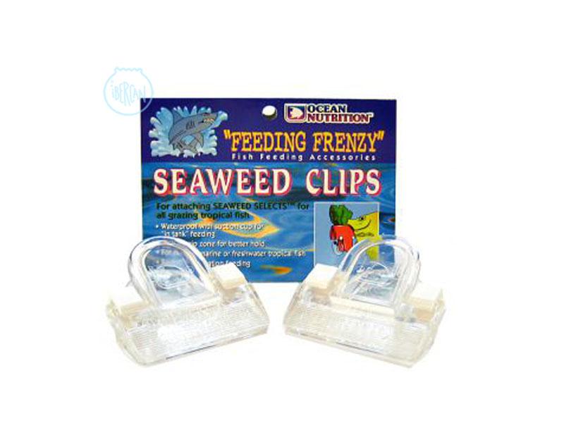 Pinza con ventosa Ocan Nutrition seaweed clips