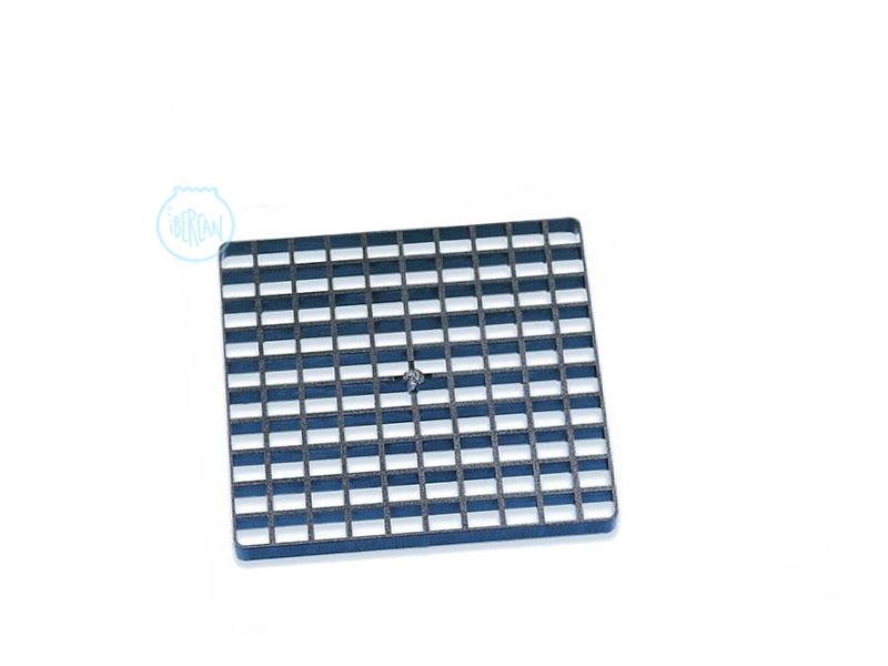 La Rejilla Aqua Medic 15x15cm es ideal para la construcción de cualquier elemento filtrante en el sump del acuario