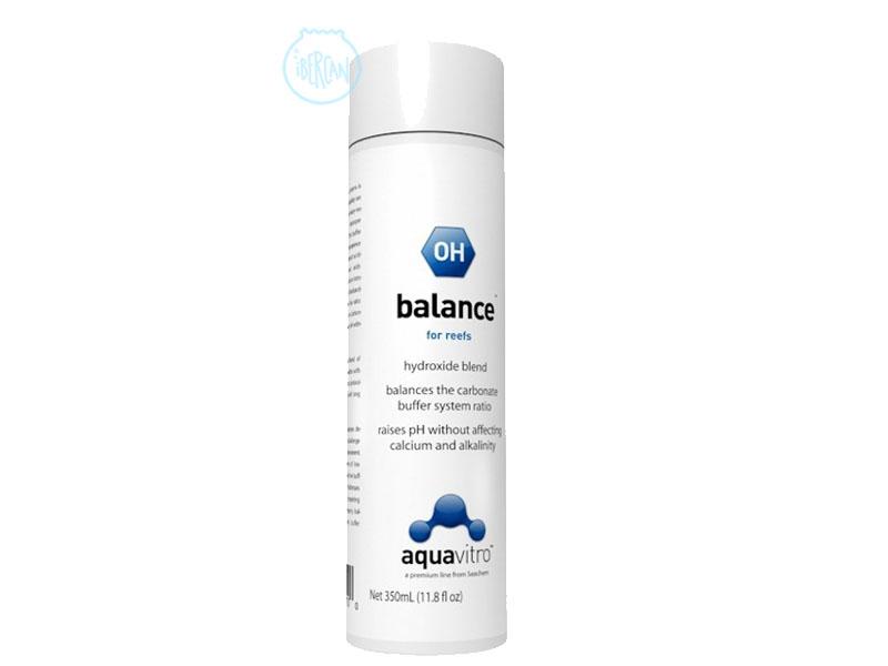 Seachem Aquavitro Balance aumenta el PH sin modificar el KH