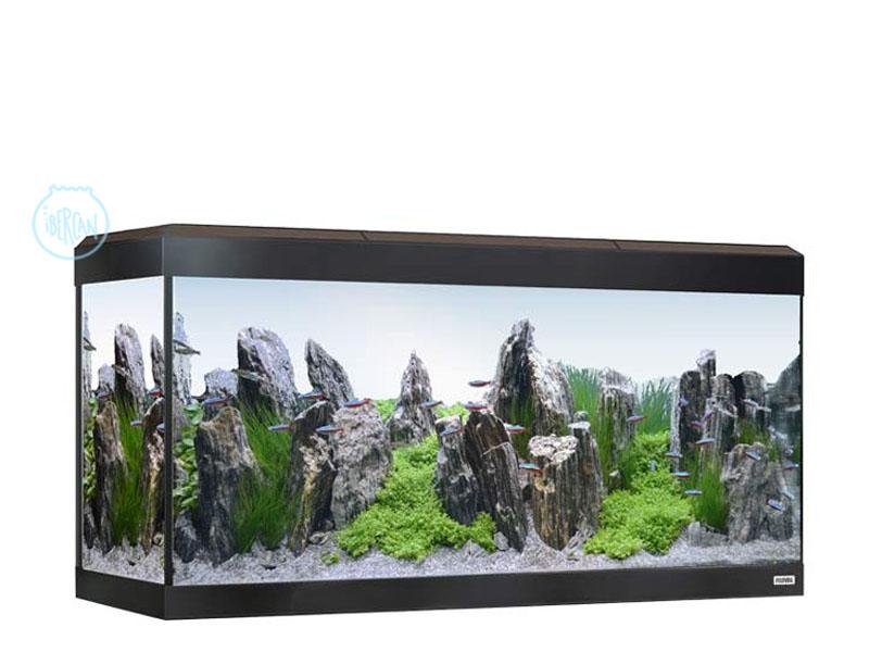 Los nuevos kits de acuarios Fluval Roma de 200 litros ahora con LED