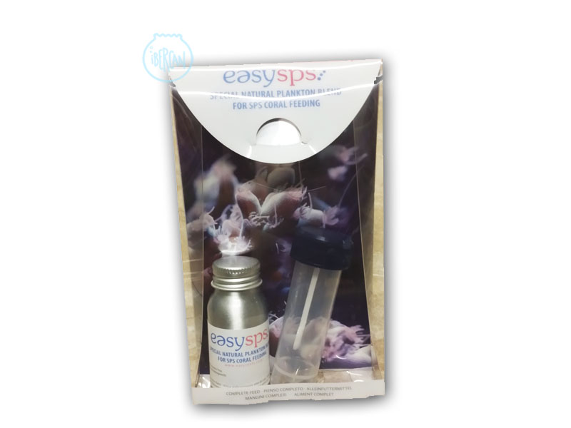 Easysps es un alimento para corales SPS,