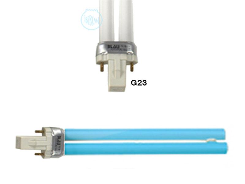 Blau PL g-23  azul/azul 18W
