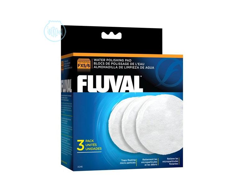 Fluval Foamex  para los filtros Fluval FX5, FX6 y FX4