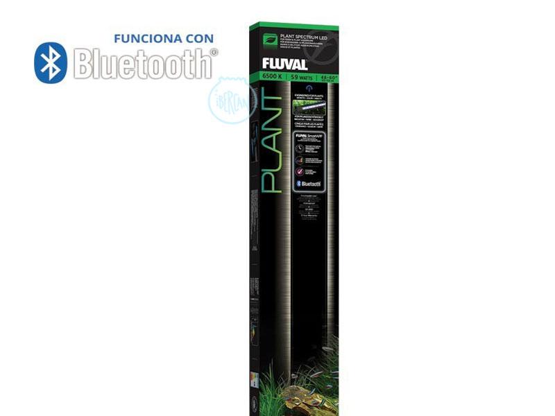 iluminación para acuarios plantados Fluval Plant Spectrum LED 59w