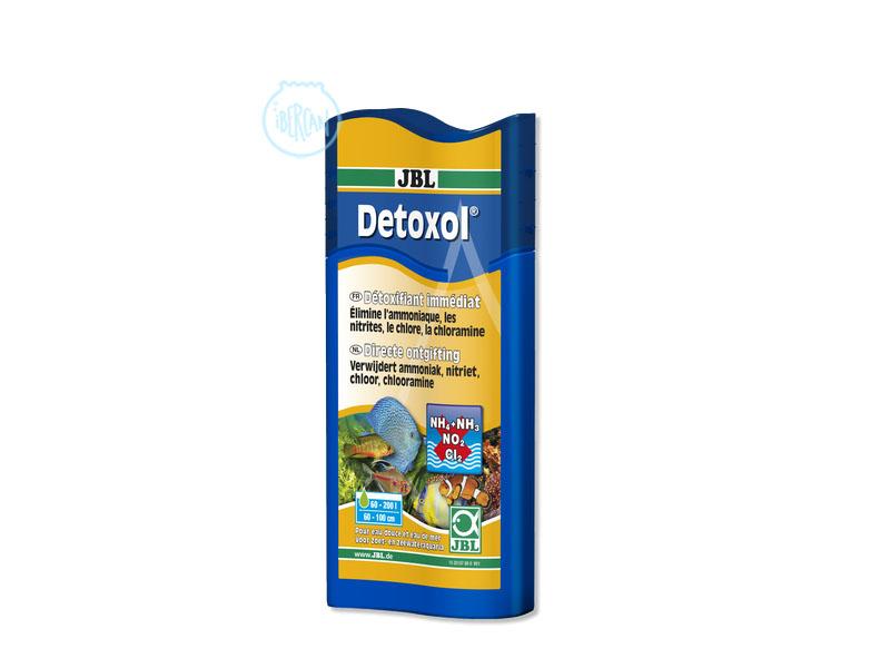 JBL Detoxol Elimina INMEDIATAMENTE las sustancias tóxicas