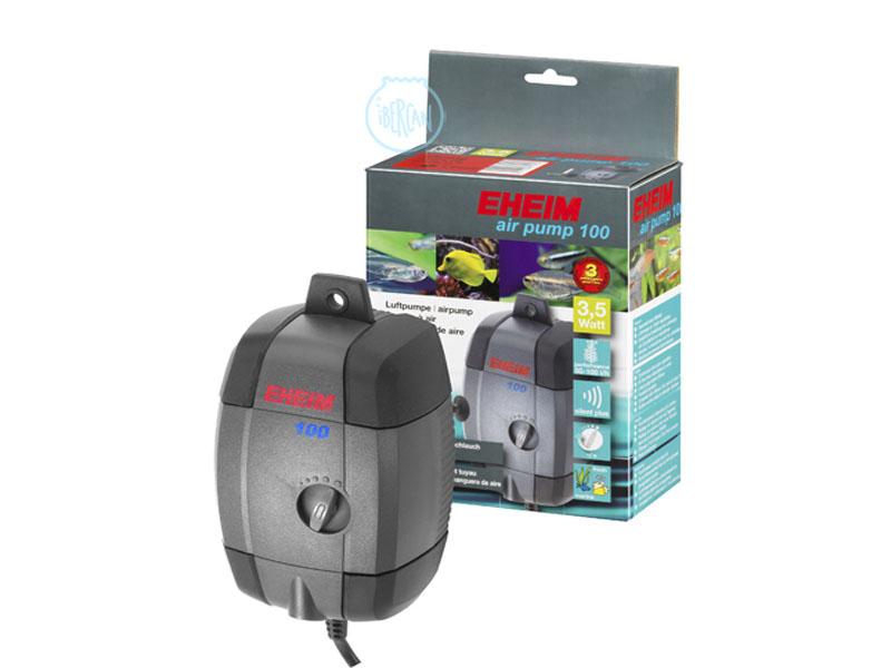Bomba aire para acuarios Eheim air pump 100