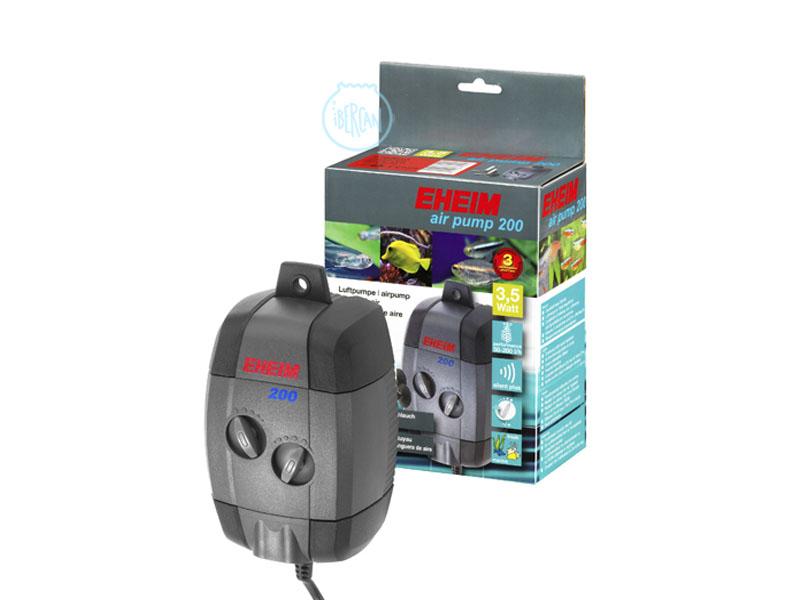 Bomba aire ara acuarios Eheim air pump 200