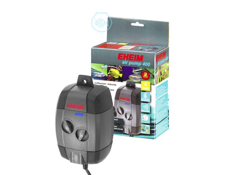 Bomba aire ara acuarios Eheim air pump 400