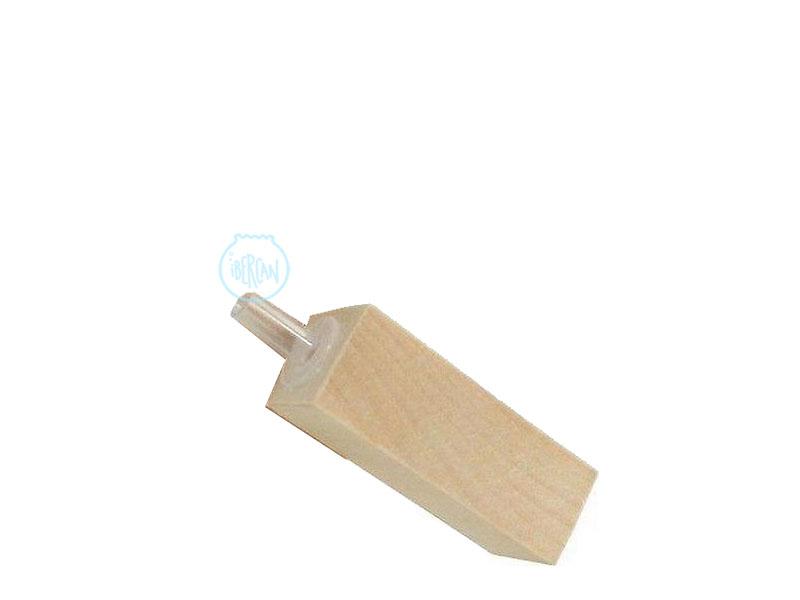 Difusor de aire madera para acuarios marinos