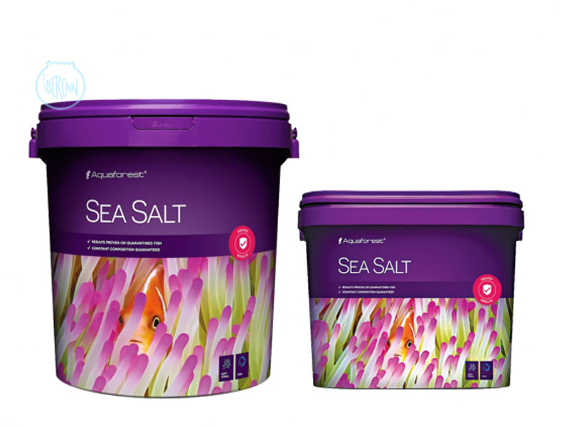 Sal marina Aquaforest Sea Salt