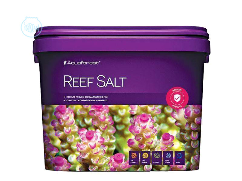 La sal marina Aquaforest Reef Salt