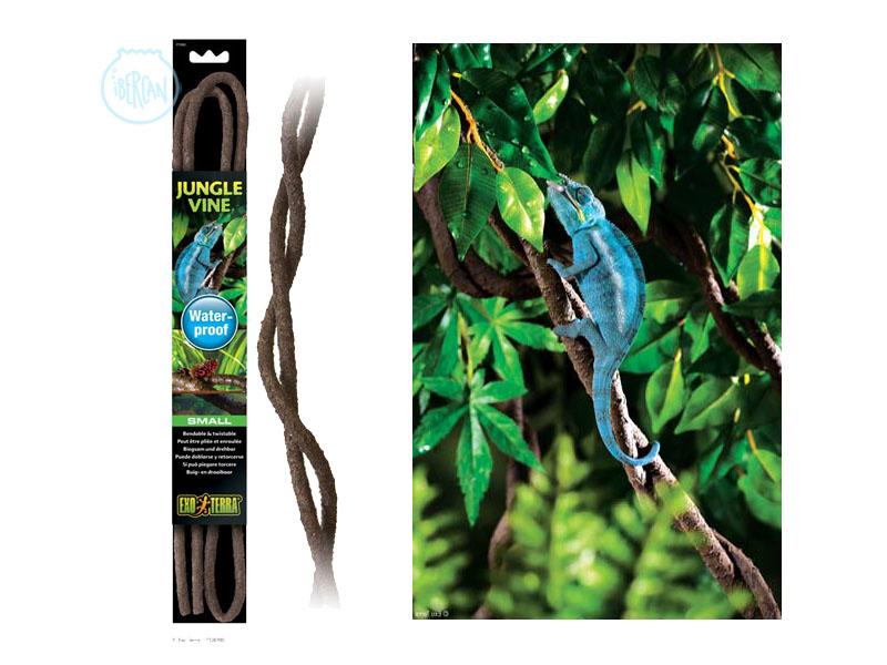 Las Lianas ExoTerra son excelentes elementos decorativos que proporcionan realismo a tu terrario