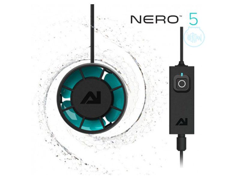 La Nero 5 es una bomba de movimiento totalmente nueva de Aqua Illumination.