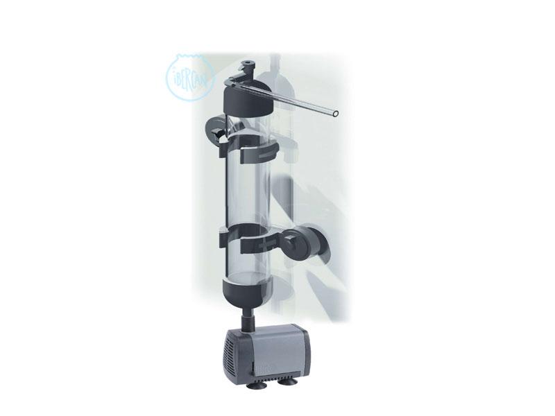 AquaOcean 450ml es un Biorreactor para acuarios marinos.