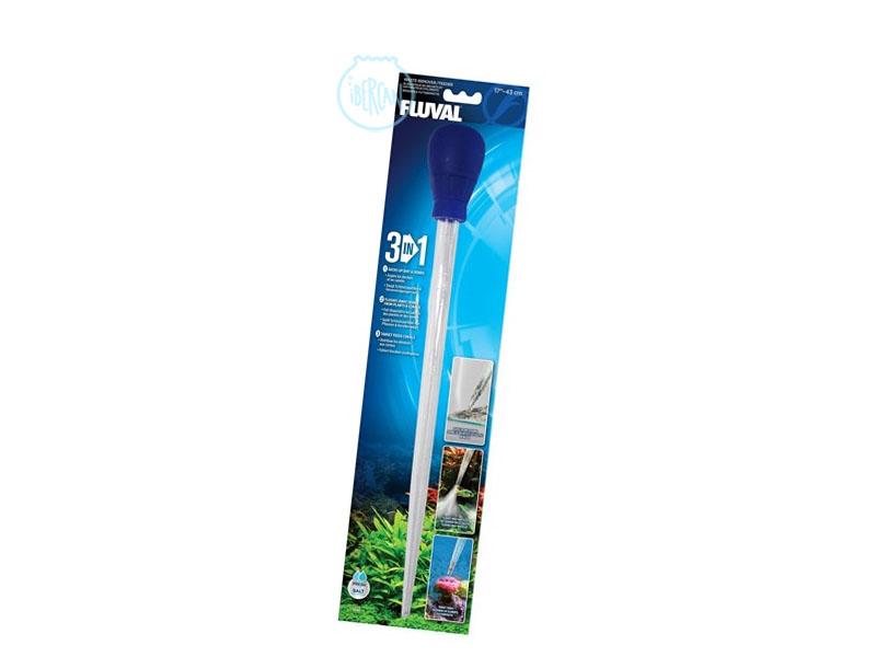 Aspirador/dosificador 3 en 1 Fluval 50ml