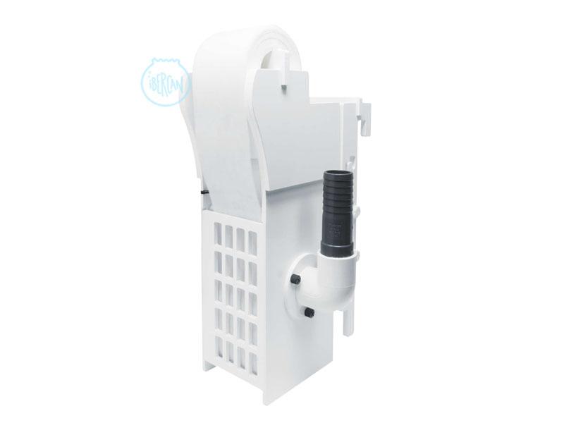 Roller Filter 100mm es un filtro automático para acuarios SUMP