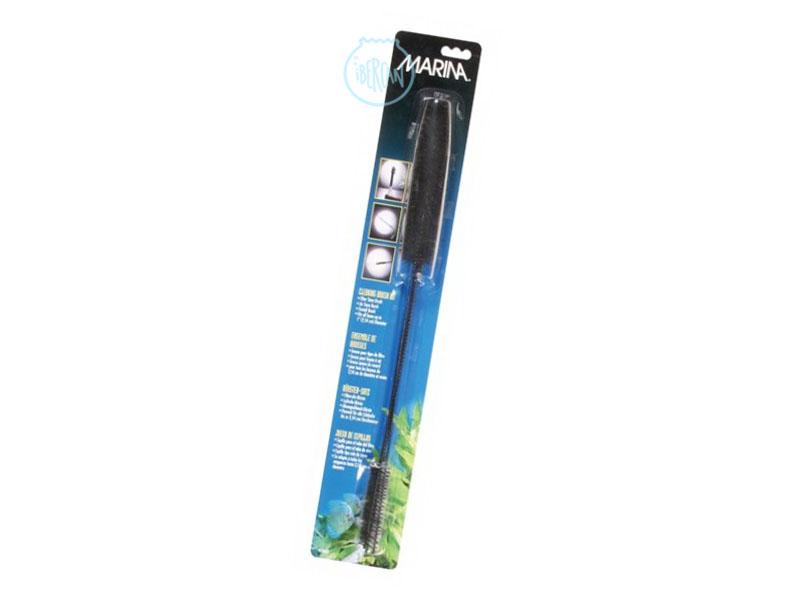 El juego de cepillos de limpieza MARINA contiene tres cepillos de limpieza.