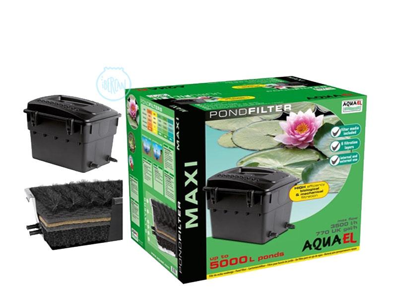 Filtro estanque Aquael Aquael Maxi 5000